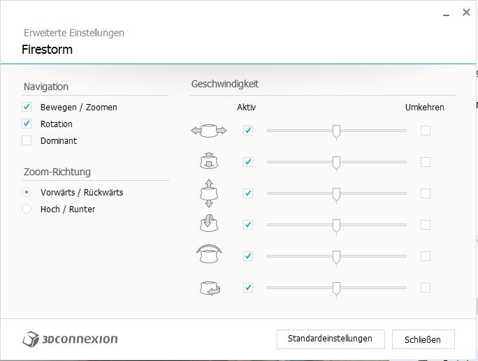 3dconnexion-mouse-setup