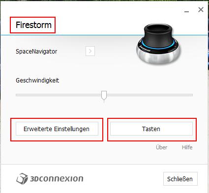 3dconnexion-settings