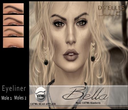 DS'ELLES Bella HUD 3