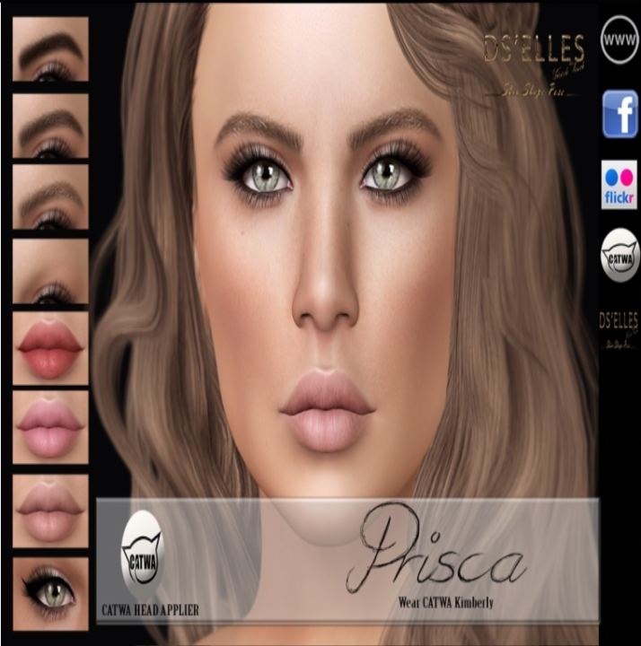 Prisca-HUD