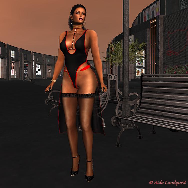 MuggleBorn Cleo Sexy Wear_750