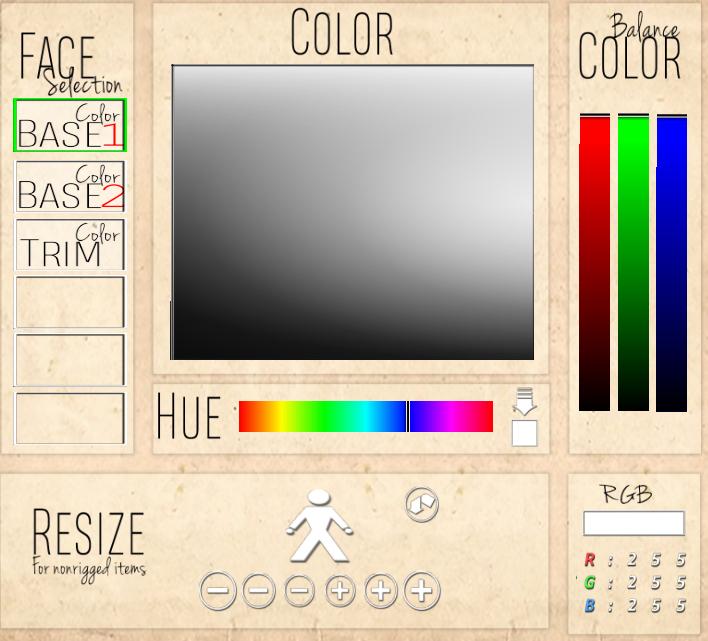 Ultimate Color HUD