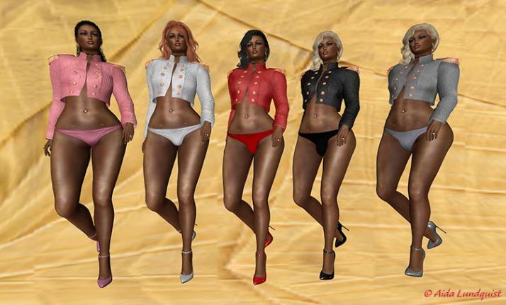 +MB+ Moussy Panties
