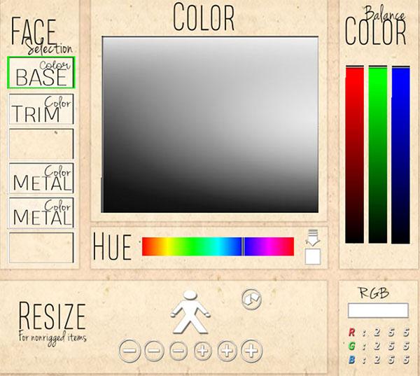 Ellie Ultimate Color HUD