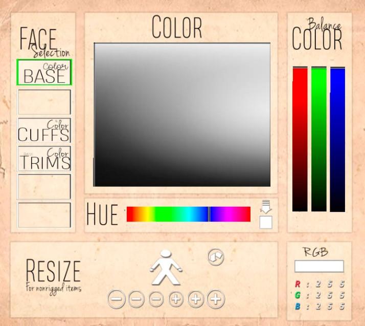 Nena Ultimate Color HUD