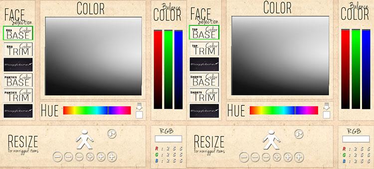 Ultimate Color HUDs