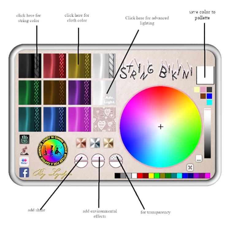Color HUD