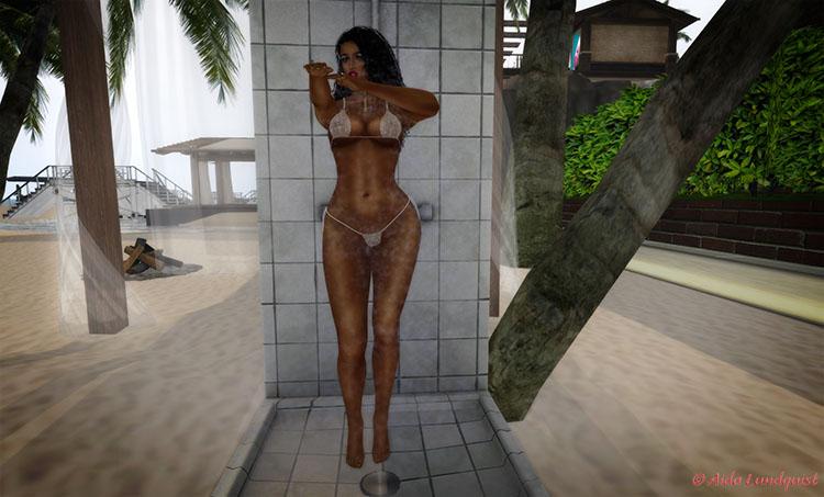 L.I.C Stirng Bikini